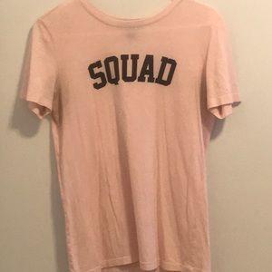 (Squad)t-shirt